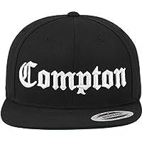 Mister Tee cappello Compton  Nero nero