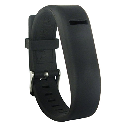 hopcentury New Style Ersatz Fitbit Flex Handgelenk Band Armband Riemen verstellbarem Armband mit Schnalle und sichere Sleeve für Fit Bit Flex Tracker 1 Pack (Multi-schnalle Womens)