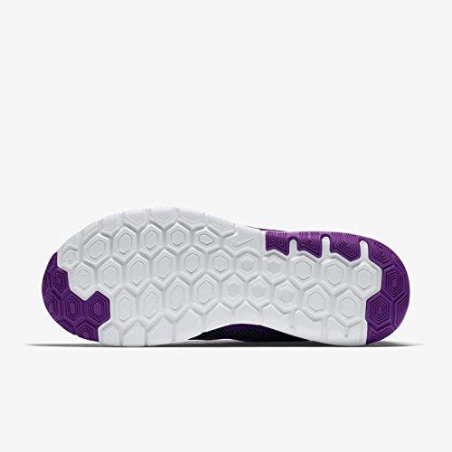 Nike Wmns Flex Experience Rn 4 Prem, Chaussures de Running Entrainement Femme, UK Purple