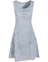 Suchergebnis Auf Amazon De Fur Leinen Kleider Damen Bekleidung