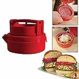 Stufz Stuffed Hamburger Burger Press Mea...