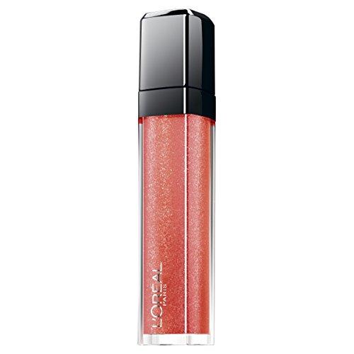 Lippen Lippenstift Und Lipgloss Online (L'Oréal Paris Lippen Make-up Infaillible Le Gloss Longlasting, 502 hold me close / Lipgloss für volle und gepflegte Lippen - bis zu 5h, 1er Pack)
