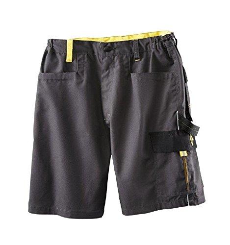 Preisvergleich Produktbild Roadsign 20281–46–6490Größe 46Herren Shorts–Anthrazit/Gelb–P, mehrfarbig, 20281-58-6490