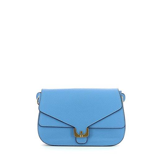 Coccinelle Coccinelle blau blau spalla blu Ambrine Bubble a Ambrine Borsa 4BwUUq