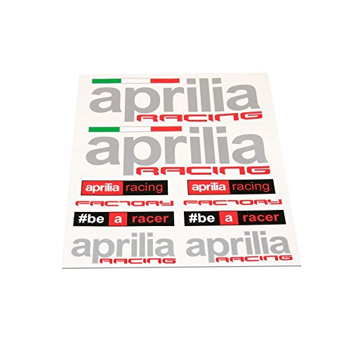 Decal Set For Aprilia Racingfactory