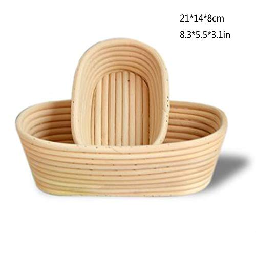 Yxp Banneton Bread - Der Ideale Korb Für Brotteig Und Fermentation Natürlicher Weiden,Beige