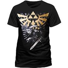 Nintendo Herren, T-Shirt, NINTENDO - ZELDA