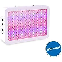 4373 Lámpara LED 300W cultivación de plantas interior 100 LEDS de ...