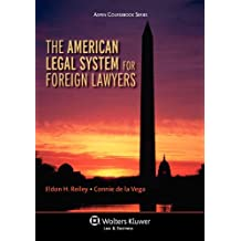 American Legal System for Foreign Lawyers