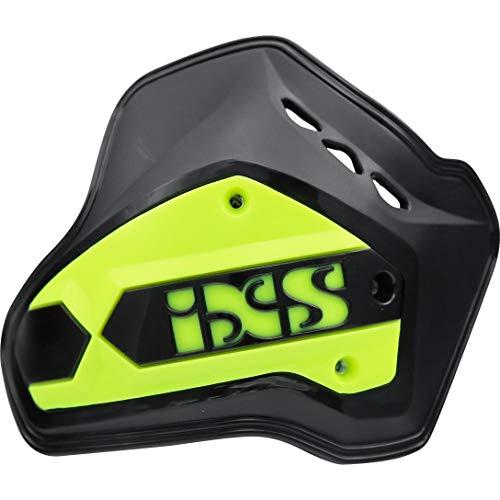 IXS Schulter-Motorrrad-Protektor Schleifer Set Schulter RS-1000 fluo gelb/schwarz, Unisex, Sportler, Ganzjährig, Einheitsgröße