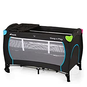 hauck sleep 39 n play center lit parapluie b b s pu riculture. Black Bedroom Furniture Sets. Home Design Ideas