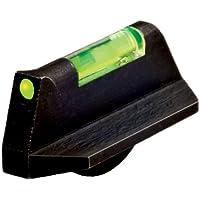 HIVIZ 4-Inch RedHawk Overmolded Fiber Optic Front Sight (Green) by Hi-Viz - Overmolded Della