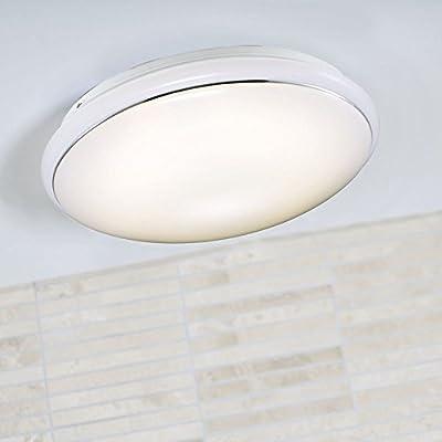 Nordlux LED Deckenleuchte MELO, 3000K, 840lm, 12W von Nordlux auf Lampenhans.de