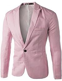 8b2457c1 Amazon.co.uk: Pink - Coats & Jackets / Men: Clothing