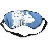 Hands And Beer 99% Eyeshade Blinders Sleeping Eye Patch Eye Mask Blindfold For Travel Insomnia Meditation preisvergleich bei billige-tabletten.eu