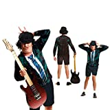 Viving Costumes Viving Costumes230066 Angus Boy Full T-shirt à manches (Medium)