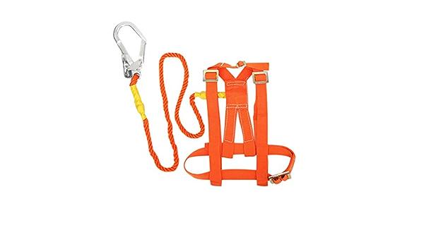 Kamenda Sicherheitsgurt Halbk/örper Aerial Arbeits-Sicherheitsgurt Outdoor Klettern Bergsteigen Ausr/üstung