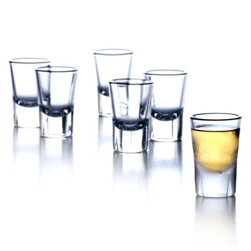 Rosendahl 25357 Grand Cru Schnapsglas - 6 Stück -  4 cl
