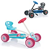 Hauck T85560 - Mini Go-Kart Turbo, Girl