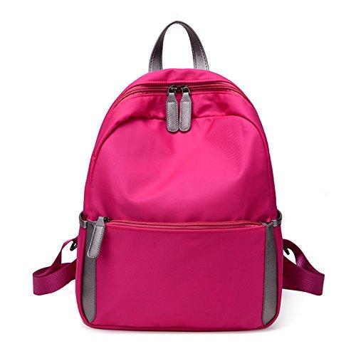 La signora oxford tela zaino/schoolbags/zaino tracolla Piccolo viaggio-D D
