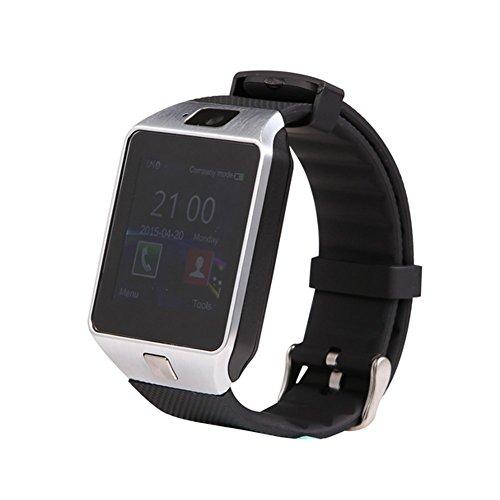 Galleria fotografica DZ09 intelligente - bluetooth smartwatch per apple / samsung / androide / 108 telefono indossabili orologio intelligente mobile syn sim PK GT08 GV18 M26 (Austec)