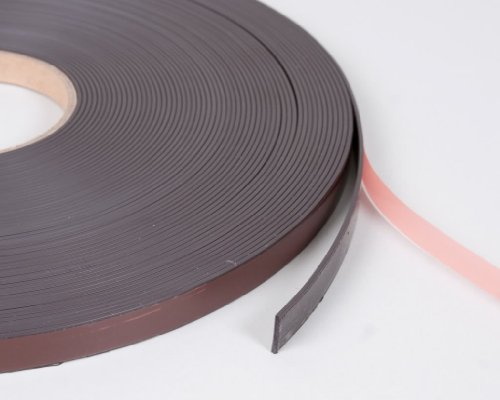 Self Adhesive Magnetic Tape 12mm x 1mtr side A