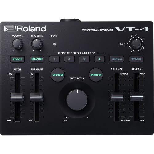 Roland Aira VT-4 Voice Transformer, Harmonizer, Vocoder NEU