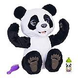 Furreal Friends - Peluche Interactive Cubby - Plum, le Panda Curieux - Version française