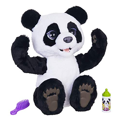 Furreal Friends-Mi panda curioso (Hasbro E85935S0)