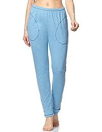 Merry Style Pantalones Largos de Pijamas 100% Algodón Mujer MPP-002