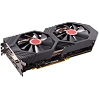 XFX Radeon RX 580 GTS XXX Edition OC 8 GB GDDR5 3xDP/HDMI/DVI-D Graphics Card - Black