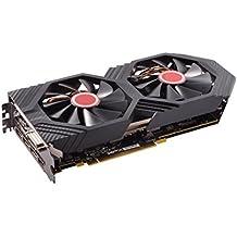 XFX Radeon RX 580 GTS Edition OC 8 GB GDDR5 3xDP/HDMI/DVI-D Graphics Card - Black