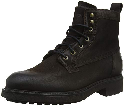 Marc O'Polo Herren Biker Boots, Braun (Dark Brown 790), 44 EU