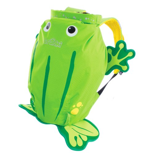 Trunki PaddlePak Frosch Ribbit - small box