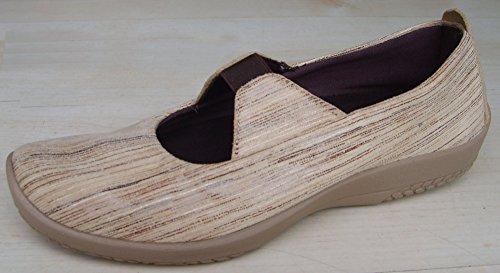 Arcopedico Womens 4671 Leina Synthetic Shoes (Beige Sorrento)