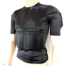 Maglietta Icinger Power cooling per bruciare i grassi in eccesso con il freddo - Packs refrigeranti inclusi - Taglia S - Cuscinetto Lubrificante