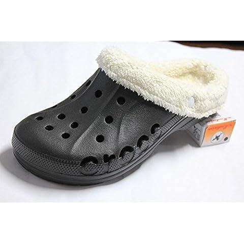 SONGYUNYAN Pacchetto invernale all'aperto maschile con tagliare impermeabile calde pantofole