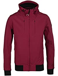 Weekend Offender - Coppola Jacket, Red, XXL