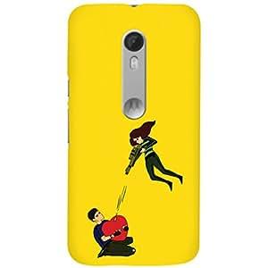 URBAN KOLOURS Original Designer Printed Hard Case Back Cover for Motorola Moto X Style (Cupid)