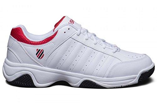 k-swiss-chaussures-special-tennis-pour-homme-blanc-blanc-blanc-blanc-rouge-eur-395-us-7-uk-6