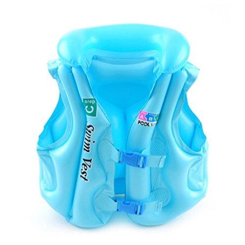 Verano inflable natación cuello anillo de seguridad anillo de natación cuello inflable...