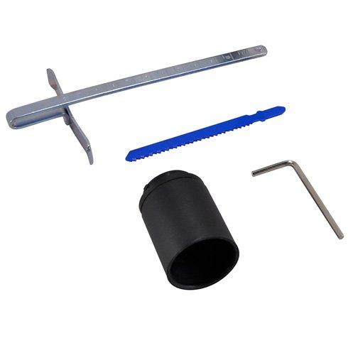 710 Watt Stichsäge Laser Pendulhub Schnellblätterwechsel - 6
