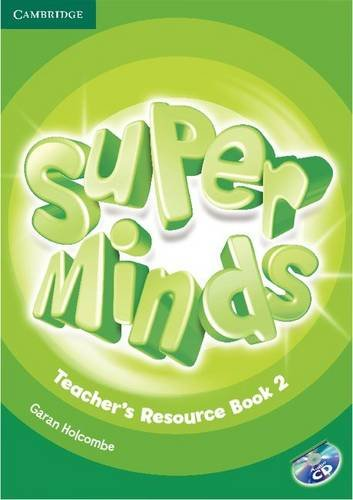 Super Minds  2 Teacher's Resource Book with Audio CD - 9781107683679