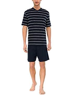 Schiesser Anzug Kurz - Pijama Hombre