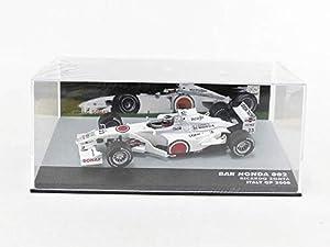 Promocar PRO10635 - Coche en Miniatura de colección, Color Blanco y Rojo