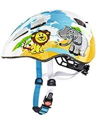 Uvex Kid 2-Desierto Casco de Ciclismo, Unisex bebé, 46-52 cm