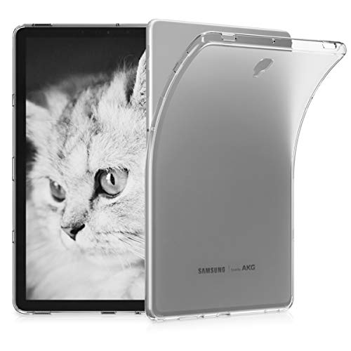 kwmobile Samsung Galaxy Tab S4 10.5 Hülle - Silikon Tablet Cover Case Schutzhülle für Samsung Galaxy Tab S4 10.5 Schutzhülle Silikon Cover