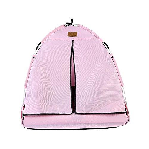 Tenda per cani removibile e lavabile,tenda per giocare e cuccia, per tappetini da letto del gatto/cane