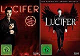 Lucifer Staffel 1+2 [DVD Set]