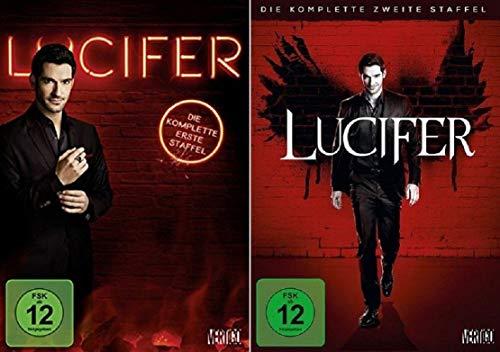 Produktbild Lucifer Staffel 1+2 [DVD Set]